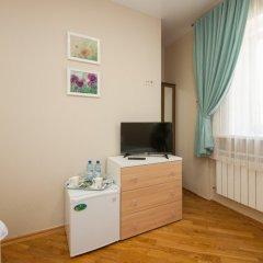 Гостиница ПолиАрт Стандартный номер с двуспальной кроватью фото 17