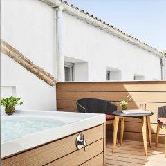 Gran Hotel Inglés 5* Люкс с различными типами кроватей фото 7