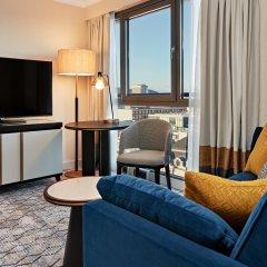 Отель Hilton Vienna Австрия, Вена - 13 отзывов об отеле, цены и фото номеров - забронировать отель Hilton Vienna онлайн комната для гостей фото 7