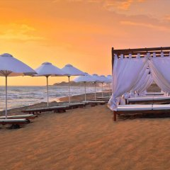Отель Aldemar Royal Olympian пляж
