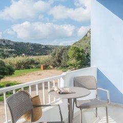 Отель Paradis Blau Испания, Кала-эн-Портер - отзывы, цены и фото номеров - забронировать отель Paradis Blau онлайн балкон фото 3
