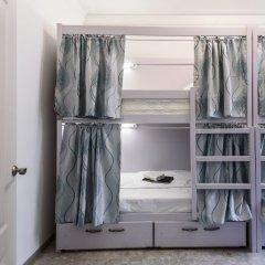 Гостиница Хостелы Рус на Пречистенке Кровать в мужском общем номере с двухъярусными кроватями фото 4