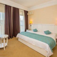 Отель Amber 4* Стандартный номер с двуспальной кроватью фото 2
