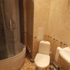 Отель Тройка Санкт-Петербург ванная фото 2