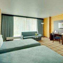Гостиница LES Art Resort Люкс Panorama с различными типами кроватей фото 2