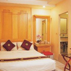 Отель Sams Lodge комната для гостей