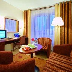 Гостиница Park Inn by Radisson Poliarnie Zori, Murmansk 3* Люкс разные типы кроватей