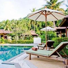 Отель La Mer Samui Resort бассейн фото 2