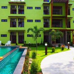 Отель Morakot Lanta Resort Ланта бассейн фото 2