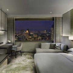Отель Millennium Hilton Bangkok Бангкок комната для гостей фото 4