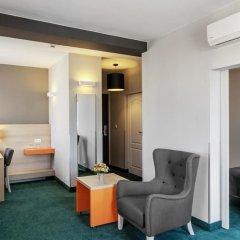 Отель Mdm City Centre Варшава комната для гостей фото 5