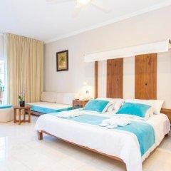 Отель Be Live Collection Punta Cana - All Inclusive 3* Номер Делюкс улучшенный с различными типами кроватей фото 8