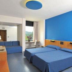 Отель AS Hoteles Porta Catalana Агульяна комната для гостей фото 4