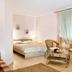 Гостиница Villa Casablanca комната для гостей фото 16