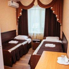 Гостиница Каштан Стандартный номер разные типы кроватей фото 4