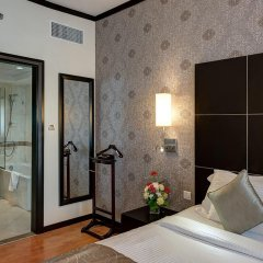 Grandeur Hotel Дубай комната для гостей фото 7