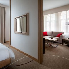 Гостиница Горки Панорама 4* Люкс повышенной комфортности с различными типами кроватей фото 6