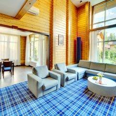 Гостиница LES Art Resort в Дорохово отзывы, цены и фото номеров - забронировать гостиницу LES Art Resort онлайн интерьер отеля фото 2