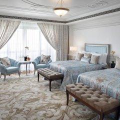 Отель Palazzo Versace Dubai 5* Номер категории Премиум с различными типами кроватей фото 5