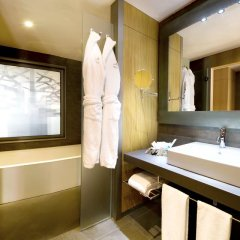 Отель Lopesan Baobab Resort 5* Стандартный номер с различными типами кроватей фото 5