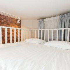 Гостиница Oversize Piter Стандартный номер с различными типами кроватей фото 2