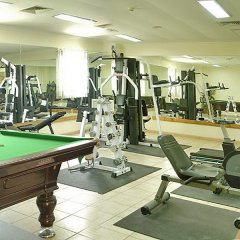 Al Seef Hotel фитнесс-зал фото 4