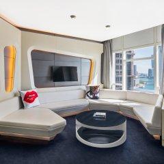 Отель W Dubai Al Habtoor City ОАЭ, Дубай - 1 отзыв об отеле, цены и фото номеров - забронировать отель W Dubai Al Habtoor City онлайн фото 11