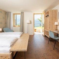 Отель Randolins Familienresort Швейцария, Санкт-Мориц - отзывы, цены и фото номеров - забронировать отель Randolins Familienresort онлайн комната для гостей фото 5