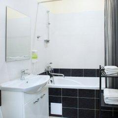 Гостиница Базис-м 3* Апартаменты разные типы кроватей фото 6
