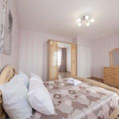 Апартаменты Эксклюзив Апартаменты с двуспальной кроватью фото 27