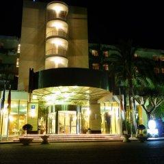 Отель Palmira Beach вид на фасад