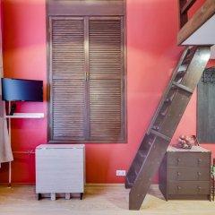Апартаменты Sokroma Глобус Aparts Студия с двуспальной кроватью фото 4