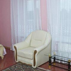 Отель Grand Palace Запорожье ванная