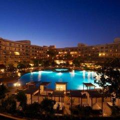 Отель Sindbad Aqua Hotel & Spa Египет, Хургада - 8 отзывов об отеле, цены и фото номеров - забронировать отель Sindbad Aqua Hotel & Spa онлайн вид на фасад