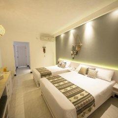 Отель Meraki Resort (Adults Only) 4* Номер Triple trouble с различными типами кроватей фото 2