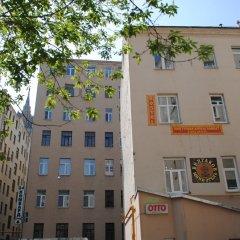 Мини-Отель Булгаков Москва вид на фасад