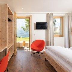 Отель Randolins Familienresort Швейцария, Санкт-Мориц - отзывы, цены и фото номеров - забронировать отель Randolins Familienresort онлайн комната для гостей фото 8