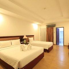 Pattaya Hiso Hotel комната для гостей фото 6