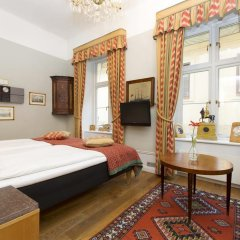 Victory Hotel 4* Номер Captain's deluxe с различными типами кроватей фото 2