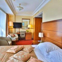 Гостиница Золотое кольцо 5* Стандартный номер с различными типами кроватей фото 2
