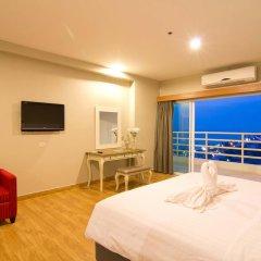 Отель V8 Seaview Jomtien Таиланд, Паттайя - отзывы, цены и фото номеров - забронировать отель V8 Seaview Jomtien онлайн комната для гостей фото 3