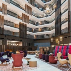 Отель Sheraton Grand Tbilisi Metechi Palace интерьер отеля