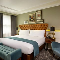 100 Queen's Gate Hotel London, Curio Collection by Hilton комната для гостей фото 6
