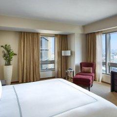Отель Swissotel Living Al Ghurair Dubai Стандартный номер с различными типами кроватей