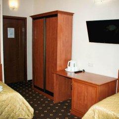 Гостиница Двина Трехместный номер с различными типами кроватей фото 3