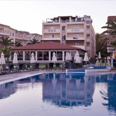 Отель Galaxy Hotel, BW Premier Collection Греция, Закинф - отзывы, цены и фото номеров - забронировать отель Galaxy Hotel, BW Premier Collection онлайн бассейн фото 2