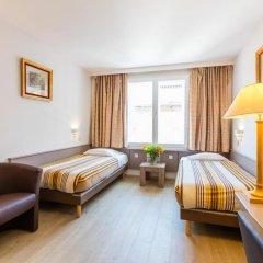 Europ Hotel 3* Стандартный номер с 2 отдельными кроватями фото 2