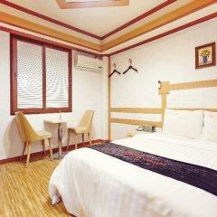 Rainbow Hotel Сеул комната для гостей фото 5