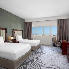 Отель Doubletree By Hilton Ras Al Khaimah комната для гостей фото 7