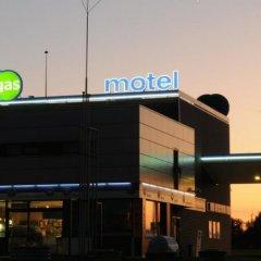 Отель Egas Motel Вильнюс вид на фасад фото 2